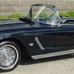 black 1962 corvette - diSalvo CPA Vero Beach Florida