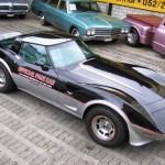 Corvette PPG pace car - DiSalvo CPA Vero Beach, FL