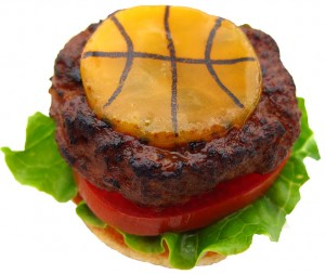 March Madness Mini Burgers from Pete DiSalvo & Co, CPA