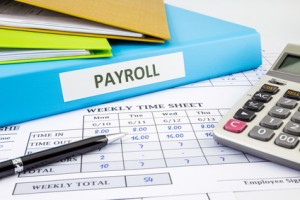 DiSalvo Accounting does Payroll, Calculate payroll for employee